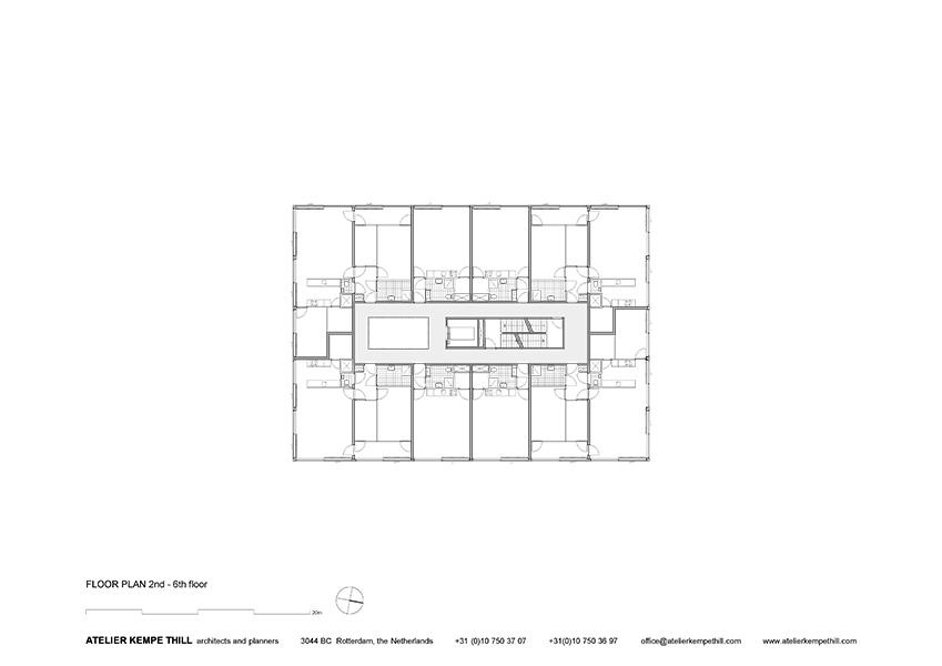Premio europeo di architettura ugo rivolta 19 atelier for Nl house plans