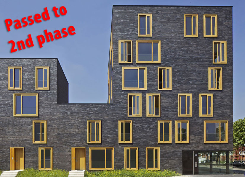 Premio europeo di architettura baffa rivolta 14 fres for Fres architectes
