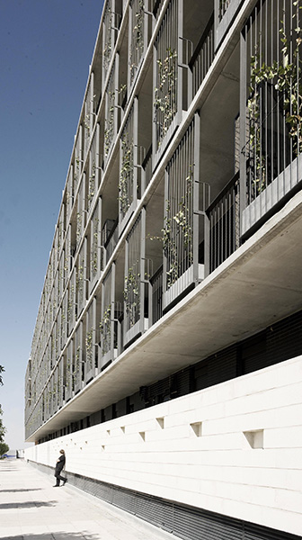 Premio europeo di architettura baffa rivolta 44 aybar - Arquitectos tarragona ...