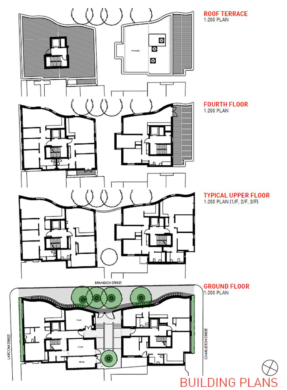Social Housing Building Plans