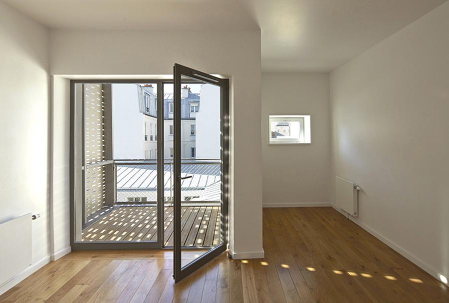 Premio europeo di architettura baffa rivolta 03 25 rue - Atelier du marais agencement ...