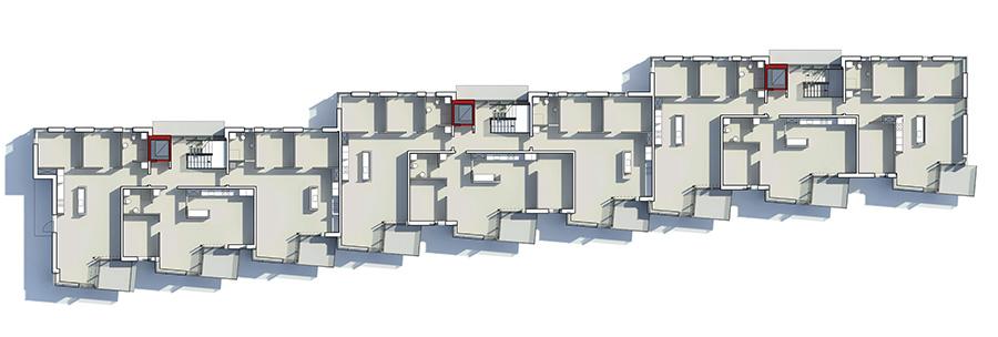 Premio Europeo di Architettura Baffa Rivolta – Social Housing Plans